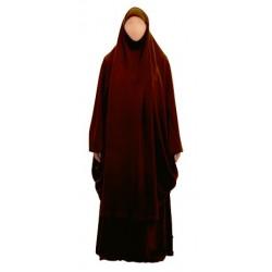 Djilbab brown (Size XL)