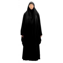 Black Djilbab (Size XL)