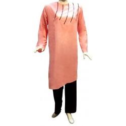 Hafsa set (Pink tunic and...