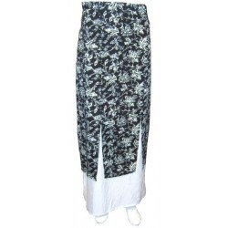 Black Anissa skirt with...