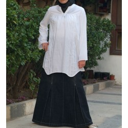 French style tunic -...