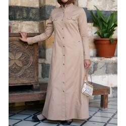 Coat dress - Layla Jilbab...