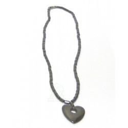 Fancy necklace in silver...