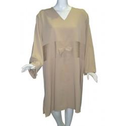 Feirouz tunic beige color...