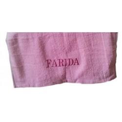Woman's towel (pink)...