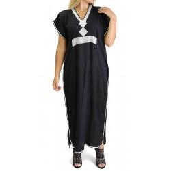 Moroccan gandoura dress...