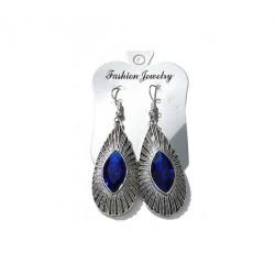 Dangling earrings in...