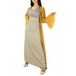 Long dress (sleeveless)...