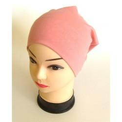 Bonnet tube en coton de...
