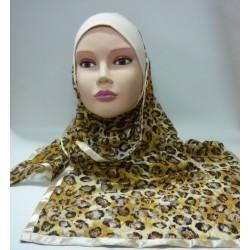 "Hijab ""Amel"" with tiger..."