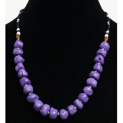 Ethnic artisanal necklace...