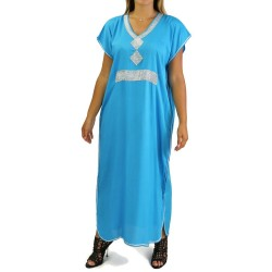 Turquoise blue Moroccan...