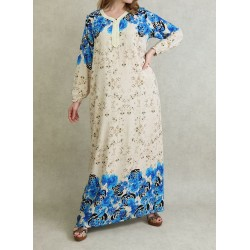 Interior dress 100% cotton...