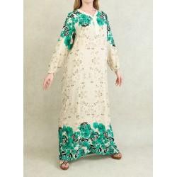 100% cotton interior dress...