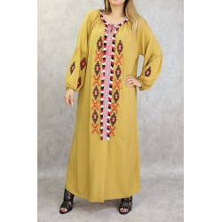 Loose-fit long-sleeved...