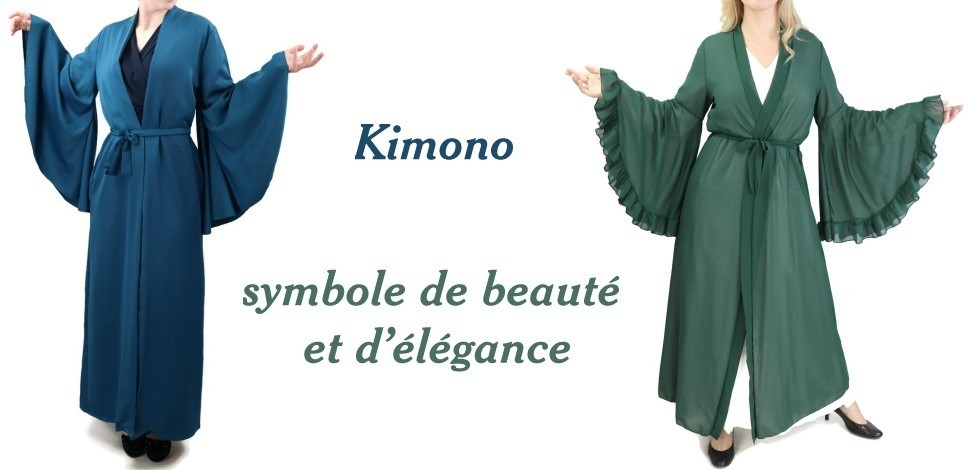 Kimonos and Coats