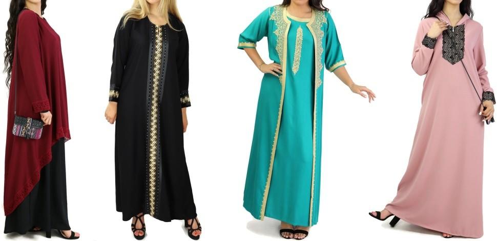 Abayas et Robes orientales