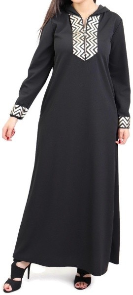 Robe Abaya Amelis