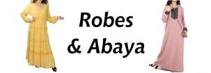 Robes et Abayas